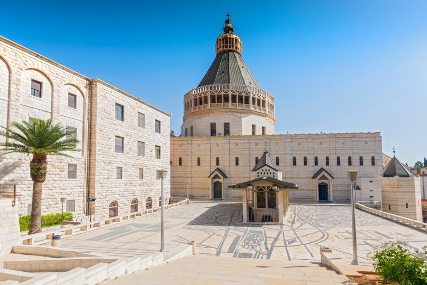 Nazareth - Mont Thabor - Cana - Nazareth