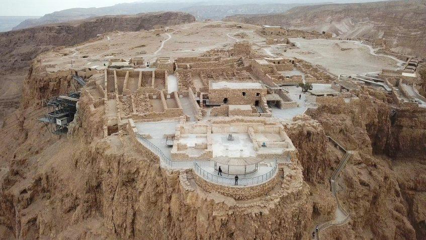 Nazareth - Masada - Ein Gedi - Jéricho