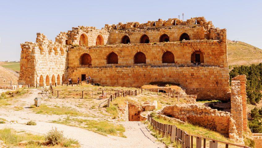 Jérusalem - Traversée en Jordanie - Petra by-night