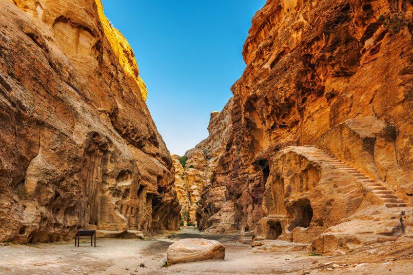 Petite Petra - Wadi Rum