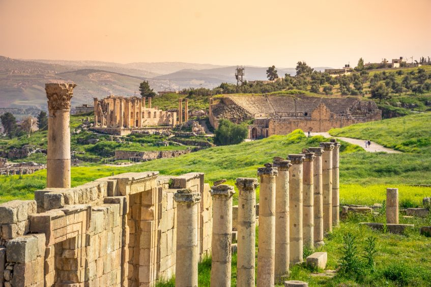 Mer Morte - Amman