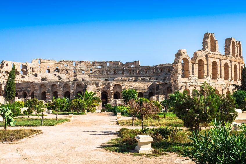 Hammamet  El Jem - Gabès - Djerba
