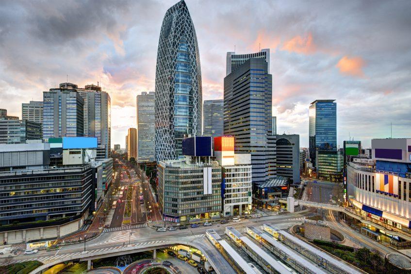 Tokyo (Port de Yokohama)  (Japon) - Débarquement