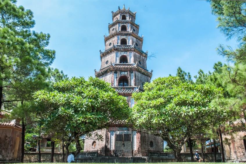 Hué  Danang (Port de Chan May)- (Vietnam)