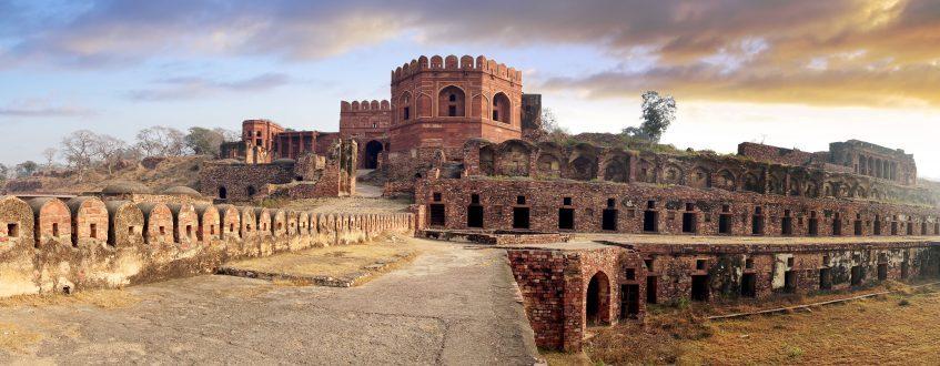 Ranthambore - Abhaneri - Fatehpur Sikri - Agra