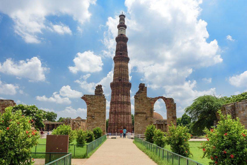 Agra - Delhi