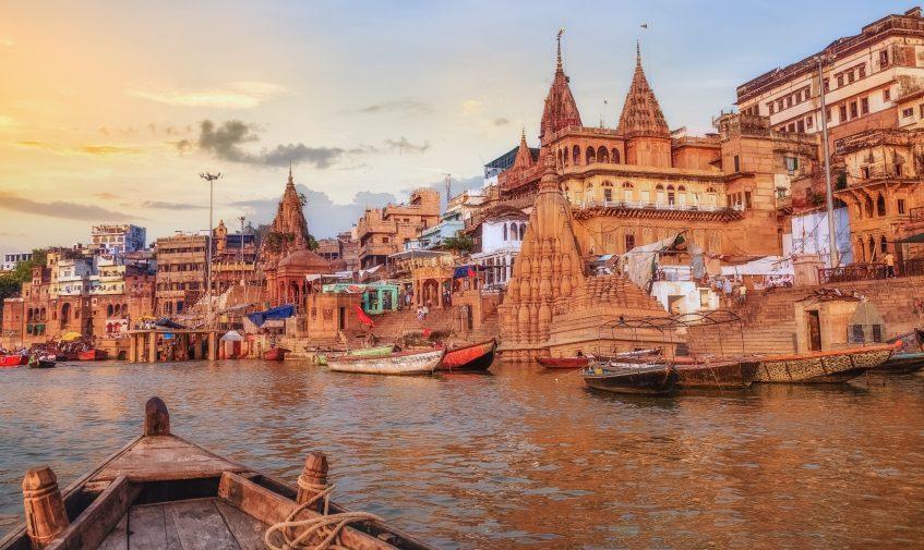 Delhi - Varanasi (vol)