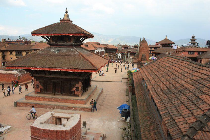 Chitwan - Bhaktapur