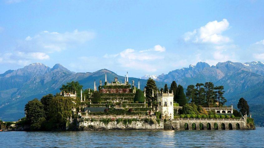 Milan  Lac Majeur