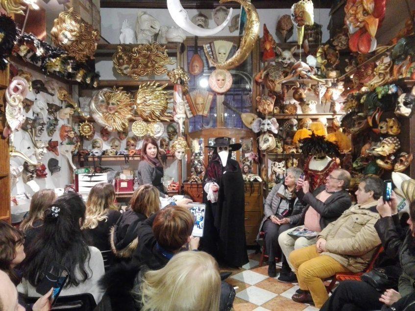 Venise et l'artisanat