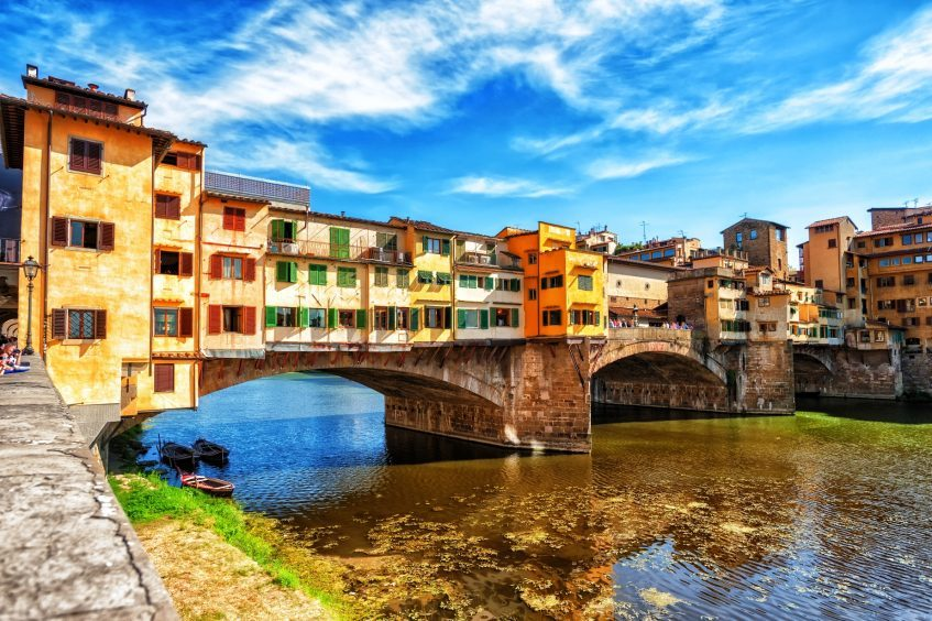 Montecatini  Florence - Montecatini