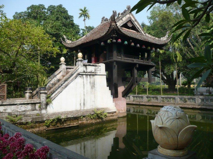 Hoi An  Hanoi (vol) - Tour de ville