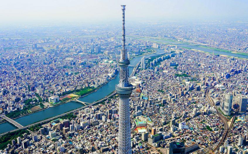 Koyasan - Osaka - Tokyo