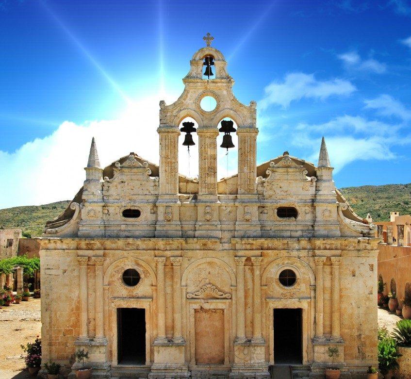 Rethymnon  Arkadi - Margarites - Retour à Athènes