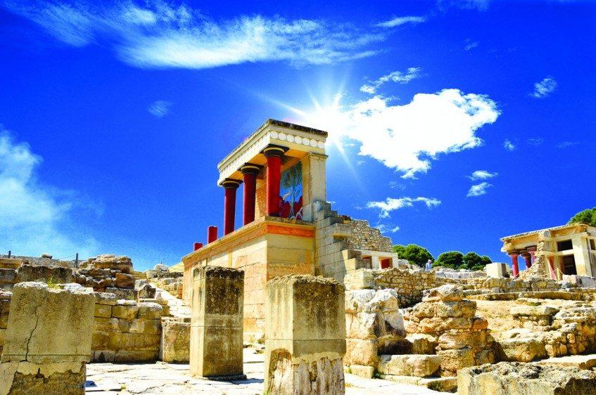 Heraklion  Knossos - Rethymnon