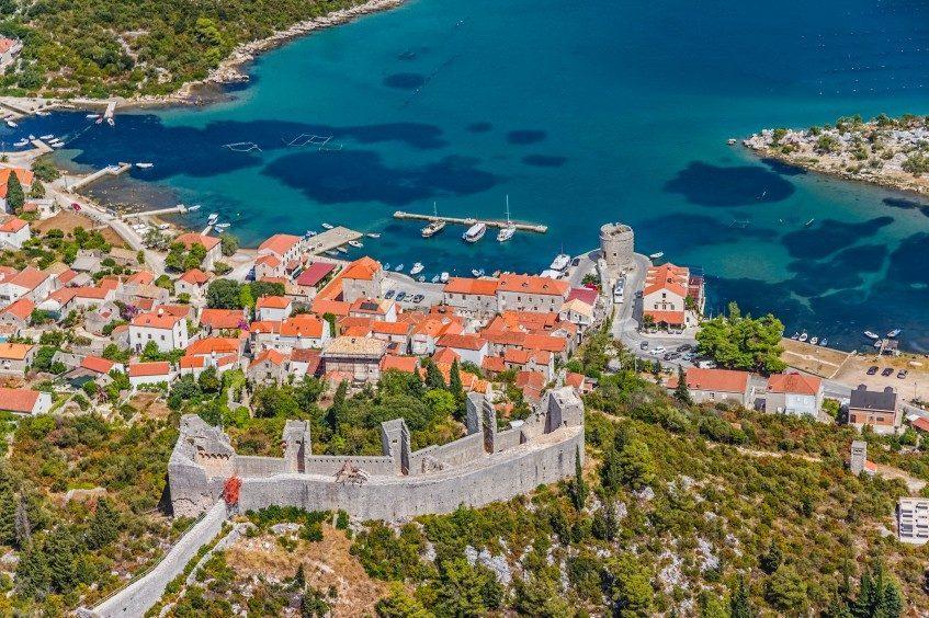 Split - Ston - Dubrovnik