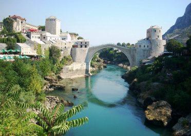Dubrovnik - Mostar - Sarajevo