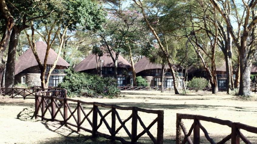 Masaï Mara - Lac Naivasha