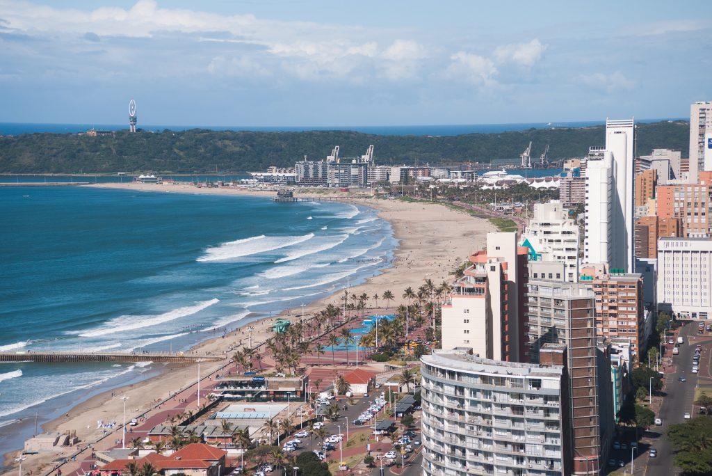 Le Cap  Durban (vol)