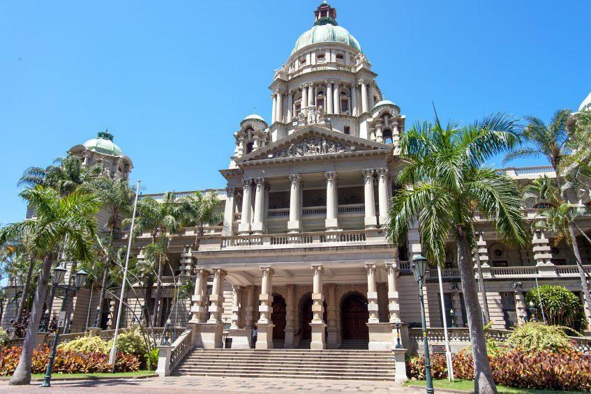 Le Cap - Durban (vol)