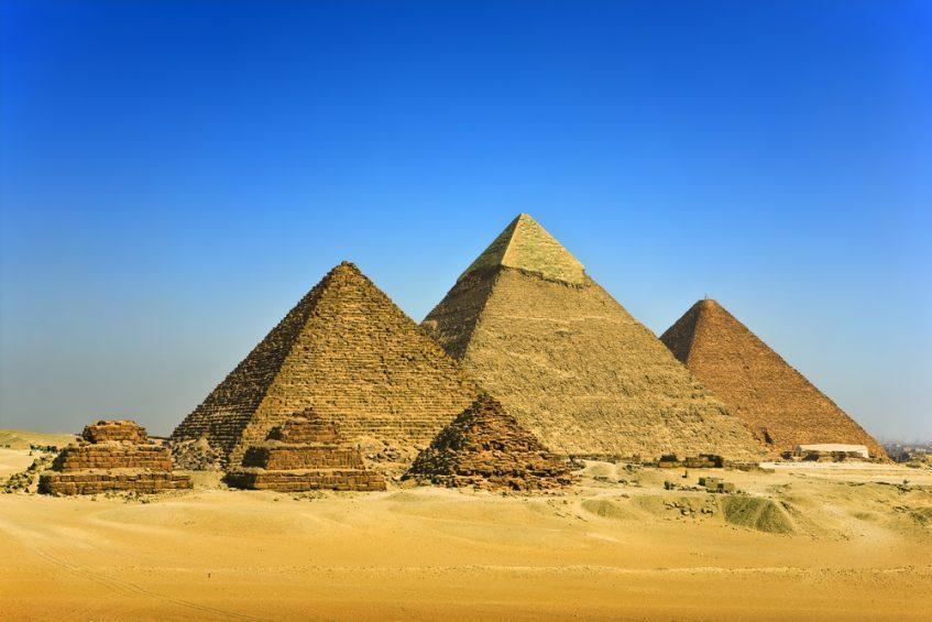 Le Caire - Visite privative intérieure de la pyramide de Kheops et la chambre funéraire