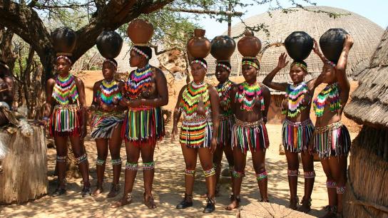 Hluhluwe  Swaziland
