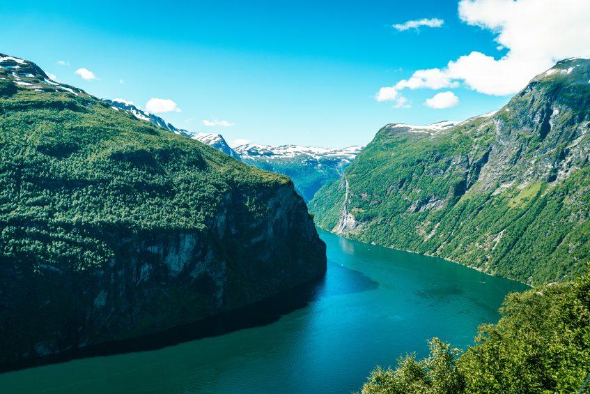 Geirangerfjord - Glacier de Briksdal - Loen