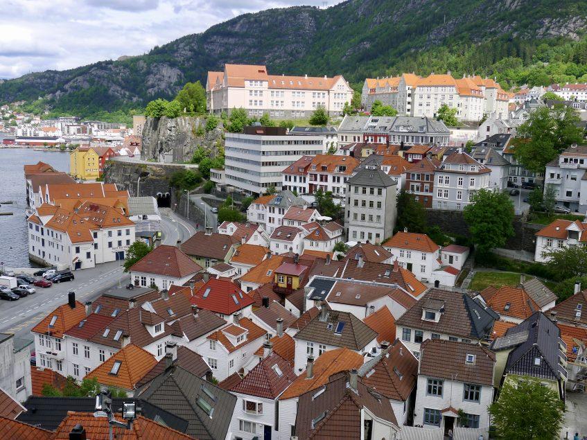 Stalheim - Bergen