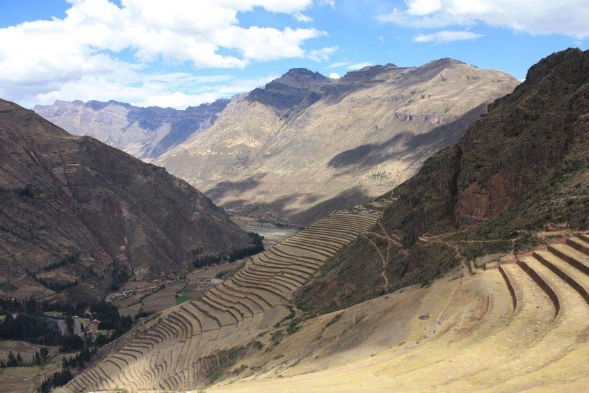 Cuzco - Awana Kancha - Pisac - Urubamba
