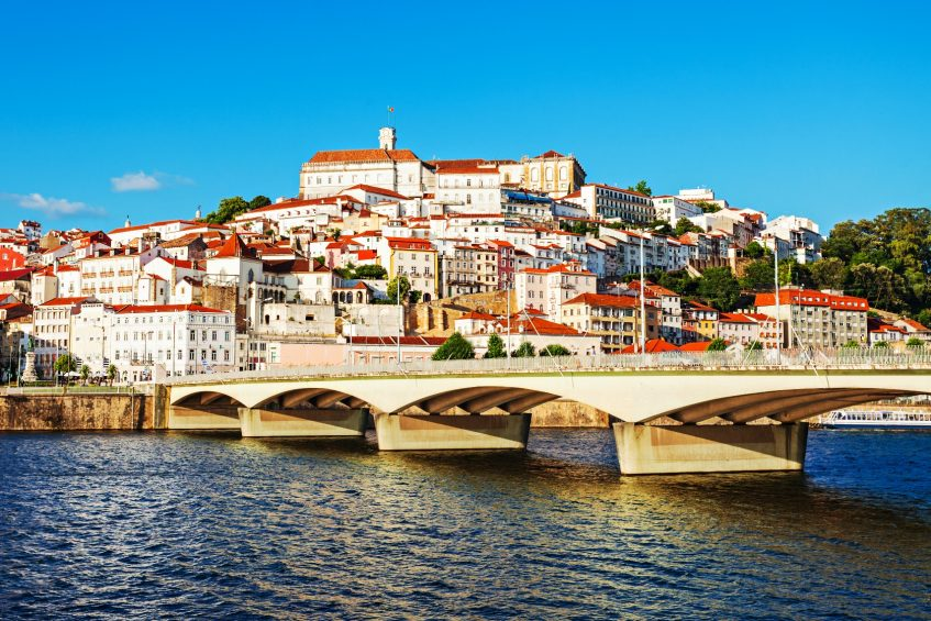 Lisbonne - Obidos - Tomar - Coimbra