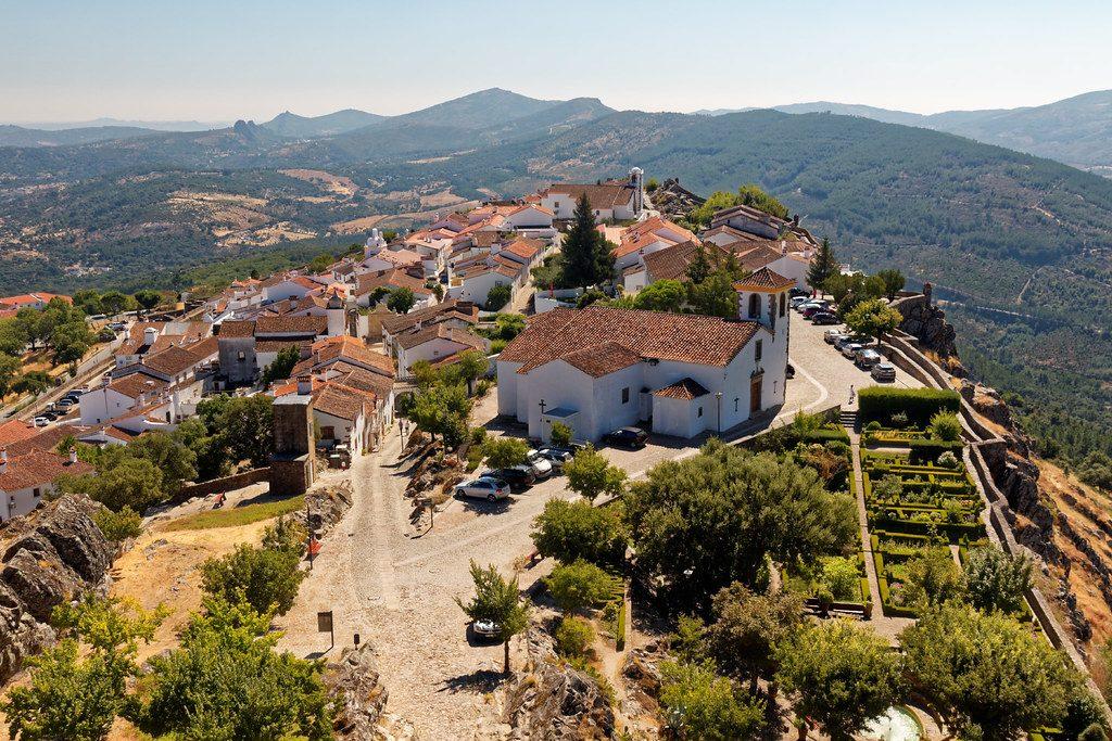 Viseu  Castelo de vide - Marvao - Portalegre