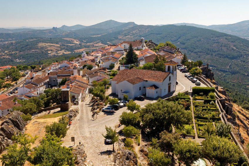 Viseu - Castelo de vide - Marvao - Portalegre