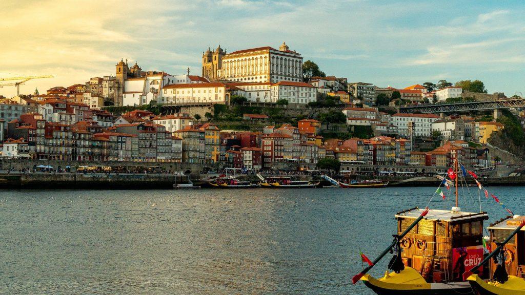 Porto  Croisière sur le Douro - Porto