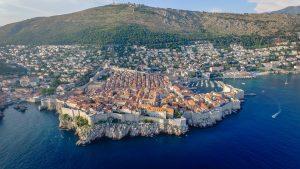 Les bombardements de Dubrovnik