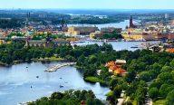 Suède, Finlande et Norvège