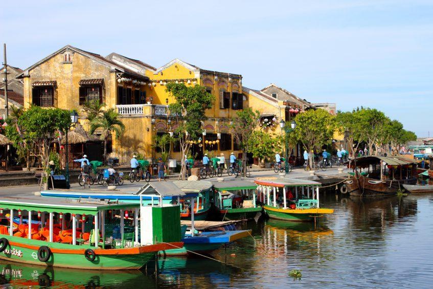 Hoi An - Village vietnamien - Temps libre