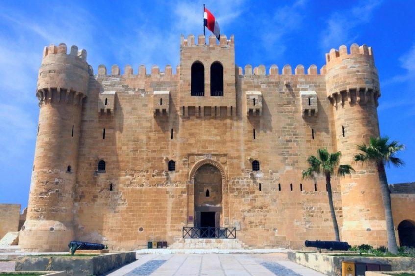 Alexandrie - Le Caire