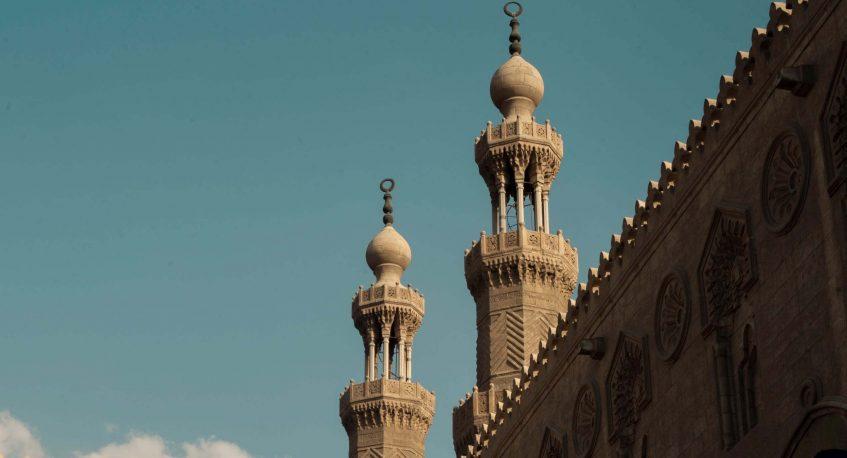 Arrivée au Caire - Citadelle de Saladin