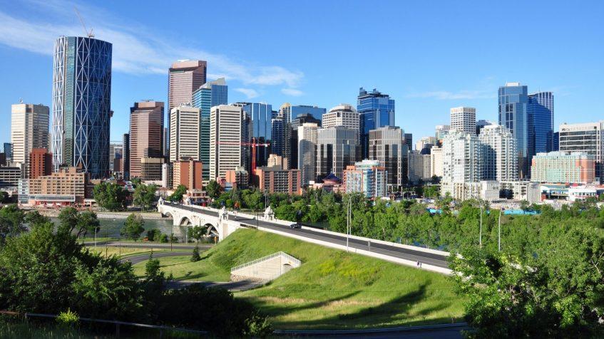 Montréal - Arrivée à Calgary