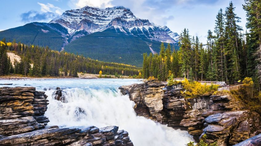 Edmonton – Jasper