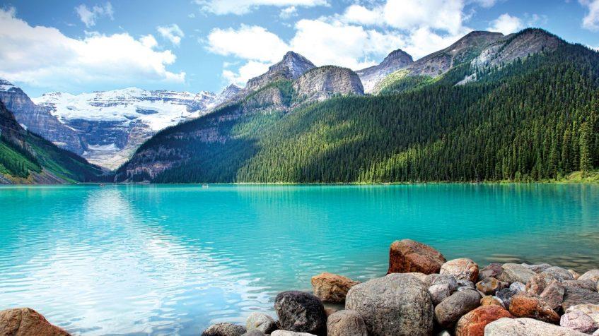 Jasper – Lac Louise – Banff