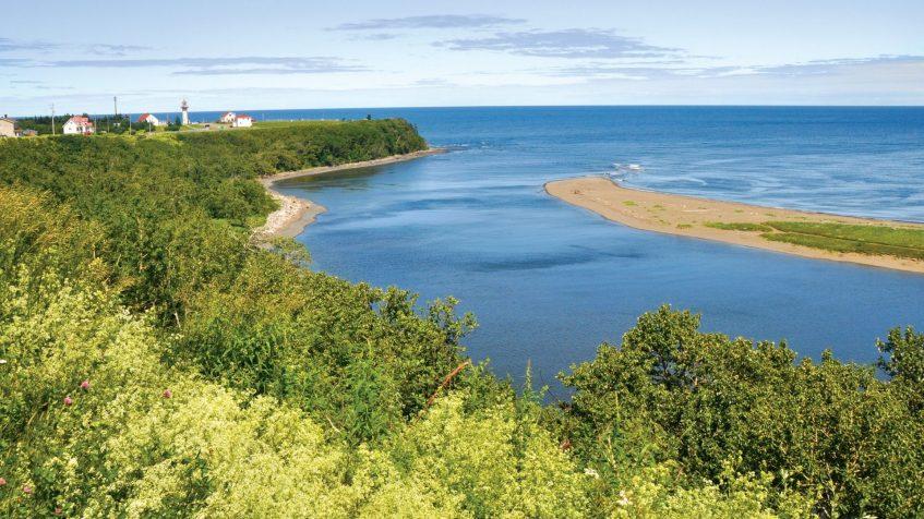 Îles-de-la-Madeleine - Fredericton