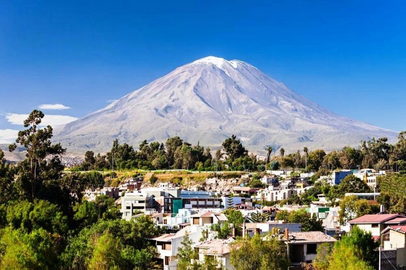 Lima - Arequipa (vol)