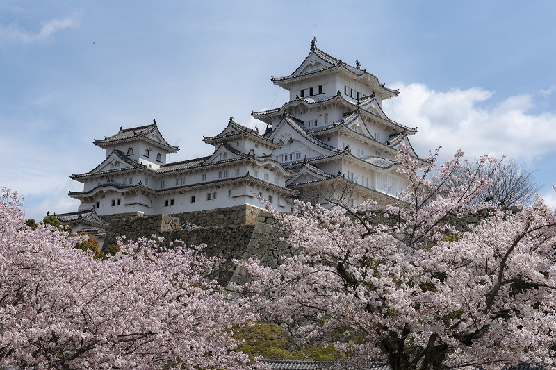 Okayama - Himeji - Osaka