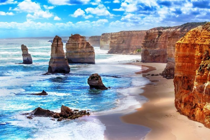 Melbourne - Great Ocean Road