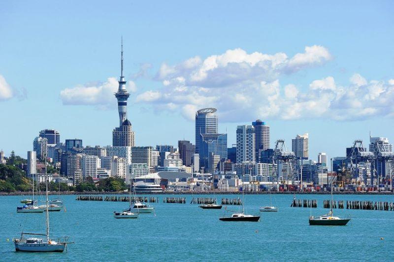 Melbourne - Auckland (vol)