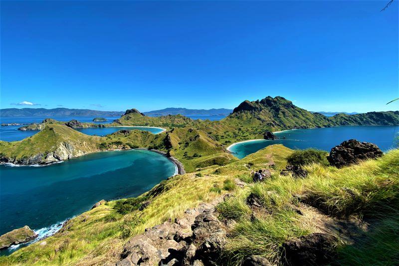 Yogyakarta - Labuan Bajo (vol via Denpasar)