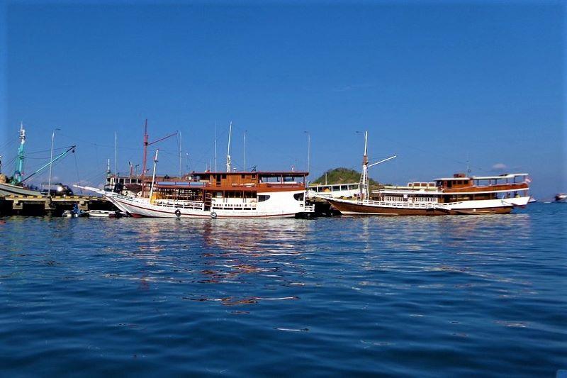 Labuan Bajo - Journée en bateau dans l'archipel de Komodo
