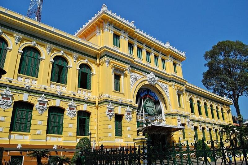 Ho Chi Minh Ville - Tour de ville