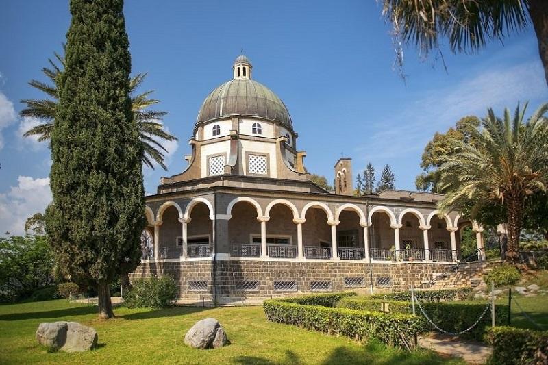 Nazareth - Lac de Tiberiade - Nazareth